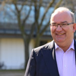 Klaus Beckmann tritt sein Amt als Präsident an