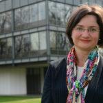 Marina Schulz leitet seit 1. April 2018 das Sprachenzentrum