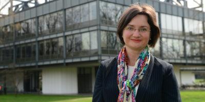 Marina Schulz, M. A., Leiterin des Sprachenzentrums seit 01.04.2018 (Foto: Ulrike Schröder)
