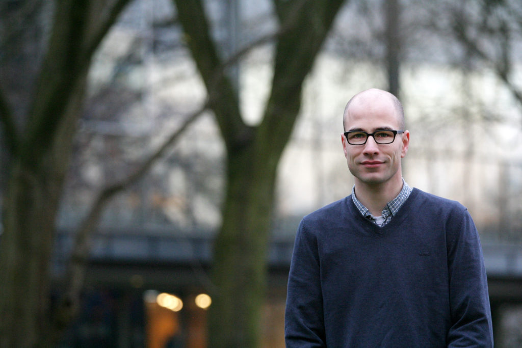 Dr.-Ing. Robert Weidner (Foto: André Borowitschka)