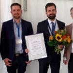 Sebastian Voigtländer gewinnt Young Professionals' Award Logistics