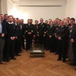 Inspekteur Marine besuchte die Evangelische Hochschulgemeinde