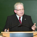 Manuel Schulz hielt Antrittsvorlesung