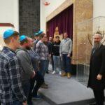 Kippa, Koscher, Kompetenz: Ethikunterricht in der Synagoge