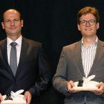 Lehrpreis für Markus Bause und Stefan Schenke