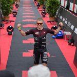 Leutnant Timo Schaffeld gewinnt erneut den Ironman Hamburg