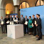 Drohnen-Abwehrsystem FALKE wird mit 2,1 Millionen Euro gefördert