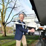Hamburg ist Modellregion für Drohnenverkehr