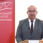 Universitätspräsident Prof. Dr. Klaus Beckmann zur aktuellen Situation