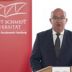 Universitätspräsident Prof. Dr. Klaus Beckmann über die Situation der Universität nach den Osterfeiertagen