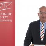 Universitätspräsident Prof. Dr. Klaus Beckmann über die Phase II der Wiederaufnahme des Universitätsbetriebes