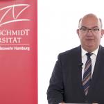 Universitätspräsident Prof. Dr. Klaus Beckmann über das Konzept für den Arbeits- und Gesundheitsschutz auf dem Campus