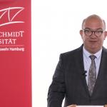 Universitätspräsident Prof. Dr. Klaus Beckmann über Phase III der Wiederaufnahme des Universitätsbetriebes