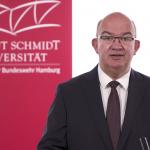 Universitätspräsident Prof. Dr. Klaus Beckmann über die Verschärfung der COVID-19-Lage in Hamburg