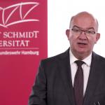 Universitätspräsident Prof. Dr. Klaus Beckmann über die erneuten Einschränkungen auf dem Campus