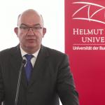 Universitätspräsident Prof. Dr. Klaus Beckmann über die Verlängerung der Maßnahmen zur Pandemiebekämpfung