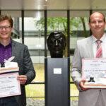 Erneut Lehrpreis für Markus Bause und Stefan Schenke