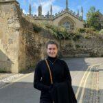 Anna Gräfin von Pestalozza erhält Rhodes-Stipendium