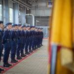HSU_Luftwaffe_Beförderungsappell
