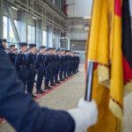 Beförderungsappell Luftwaffe HSU_LHT