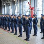 Soldaten in Luftwaffenuniform